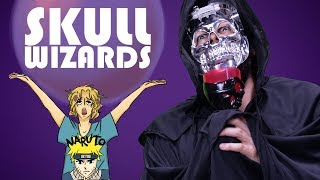 SKULL WIZARDS OF THE CHAOS CAVERNS