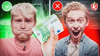 PROBEER NIET TE LACHEN EN WIN €5.000 EURO - MONEY MATTIES #3 | Kalvijn