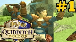 Dark Plays: Quidditch World Cup [01] - 'Ravenclaw Rules'