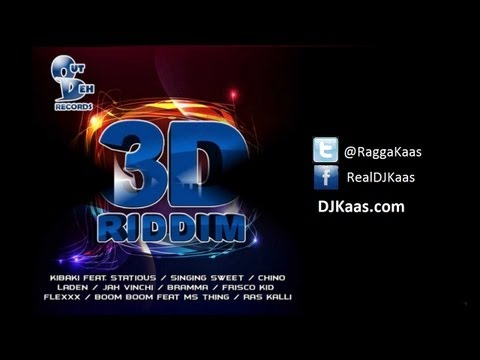 3D Riddim Mix - May 2013 - Out Deh Records ft Bramma, Jah Vinci, Boom Boom, Ms Ting, Laden, Flexxx, Chino