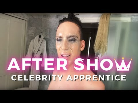 After Show - My reaction to my appearance on Celebrity Apprentice