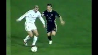 Real Madrid 2 - Albacete 1. Temp. 03/04. Jor. 12.
