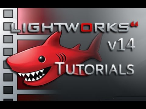 Lightworks 14 – Tutorial for Beginners [COMPLETE]*