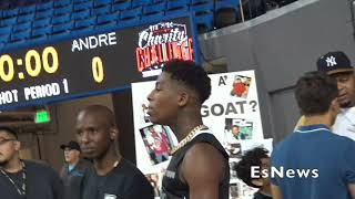 Star Filled Red Carpet Floyd Mayweather , 69 , NBA Youngboy , Blake Griffin EsNews Boxing
