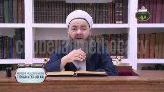 Yahudilere Müslüman Değilse de Mümin Diyenler İslam Dışı Konuşmaktadırlar!