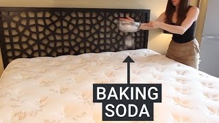 Heres How To Clean Your Mattress