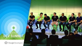 Framework Fireside Chat (Android Dev Summit 2015)