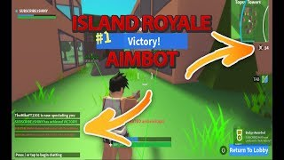*NEW* ISLAND ROYALE AIMBOT SCRIPT/HACK(OP AF, HITS FROM ANY DISTANCE) [FREE] [MARCH 14TH]