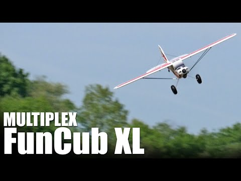 multiplex-funcub-xl--review--flite-test