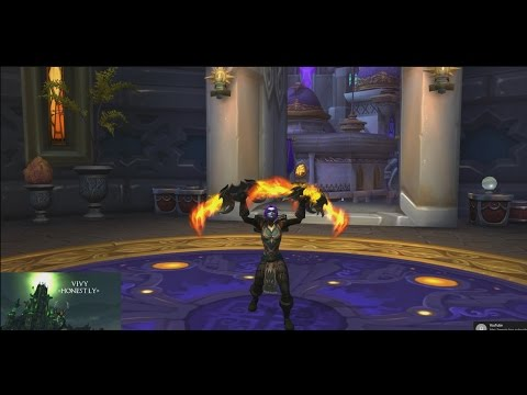 Download Havoc Demon Hunter Artifact Challenge - Flamereaper HD Mp4 3GP Video and MP3