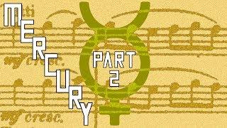 The Planets, Mercury Part 2: Figs. III - VI