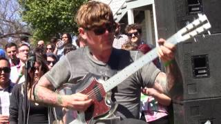 The Coachwhips Complete Set SXSW Pitchfork Day Party 2014
