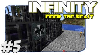 FTB Infinity - Draconic Evolution Wither Grinder - Part 5