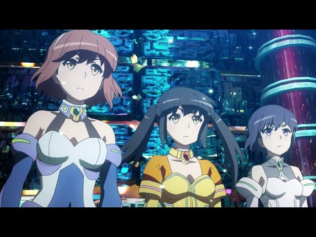 TVアニメ『スクールガールストライカーズ Animation Channel』 PV2【スクスト】