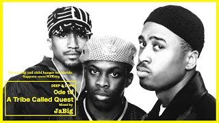 """A Tribe Called Quest: """"The Best of"""" Tribute 90s Old School Jazz Hip-Hop Mix Playlist. ✊ Phife Dawg"""