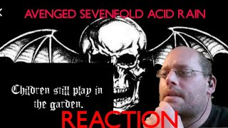 Avenged Sevenfold - Acid Rain Reaction
