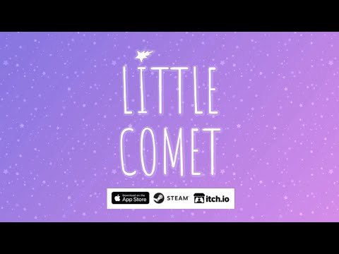 Little Comet gameplay trailer 2 thumbnail