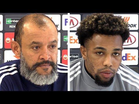 Nuno Espirito Santo & Adama Traore Pre-Match Presser - Wolves v Slovan Bratislava - Europa League