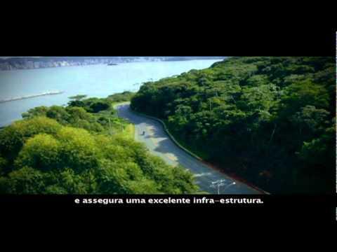 Florianópolis, Brazil Santa Catarina overview montage