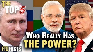 The Top 5 Most Powerful Politicians In The World