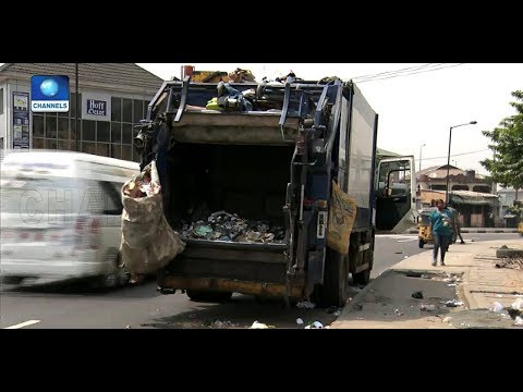 'Lagos Is More Dirty', Residents Lament As Waste Management Crisis Deepens Pt.13|Big Story|