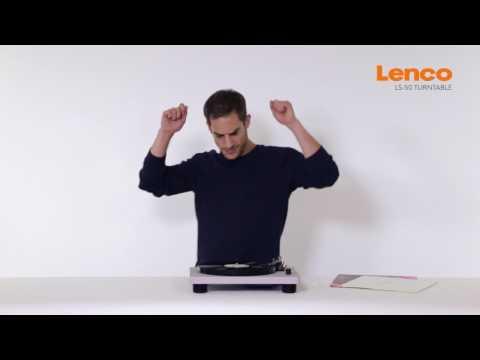Lenco LS-50 platenspeler