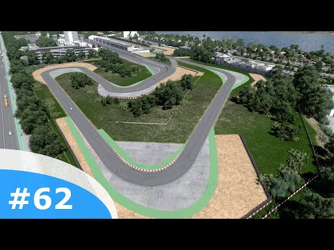 Cities Skylines - Littletown: 62 - They getting a race track