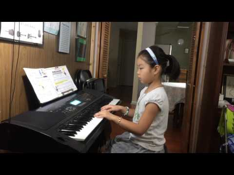 Olivia Jaing Piano student with Takelessons Music Instructor: Remi Lasten