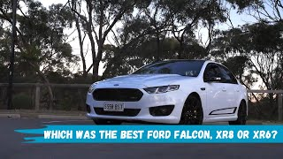 Which was the best of the  Ford Falcons? XR8 or XR6 Turbo