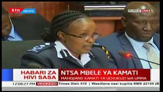 NTSA, idara ya polisi wa trafiki na wizara ya uchukuzi wahojiwa bungeni kuhusu usalama barabarani