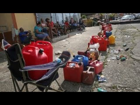 Puerto Rico governor on Hurricane Maria recovery efforts
