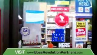 Boss Revolution Retailer - Bravo Supermarket