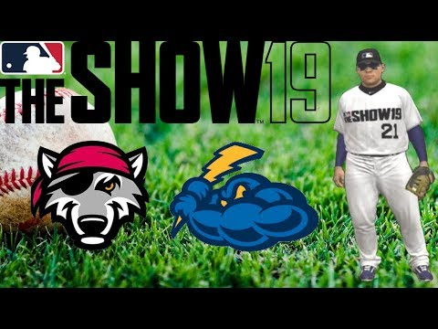 MLB The Show 19 Road to the Show PS4 Ep.20 (INSIDE THE PARK HR)