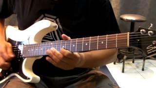 สอน solo ซมซาน - Sek Loso พร้อมtab  โดย อ.จ๊อ