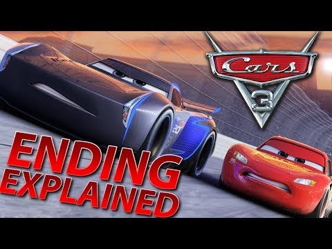 Disney Cars 3 Ending Explained Breakdown And Recap - Cars 4 Setup?