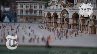 87 Times Smaller Than Reality | The Daily 360 | The New York Times