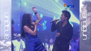 Anggun & Sandhy Sondoro - Snow On the Sahara [Konser Cinta Anggun]