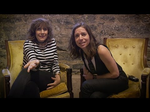 Lizz Winstead and Ani DiFranco Want You to VOTE, DAMMIT (part 2)