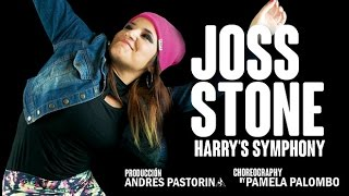 Joss Stone - Harry´s Symphony Live / choreo by Pamela Palombo - Dharmony Fam