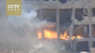 Syrian army kills 300 rebels in Aleppo