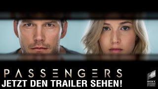 Passengers Film Trailer