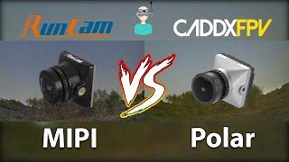 Caddx Polar Vs. Runcam MIPI - Side By Side Comparison (Watch In 4k)