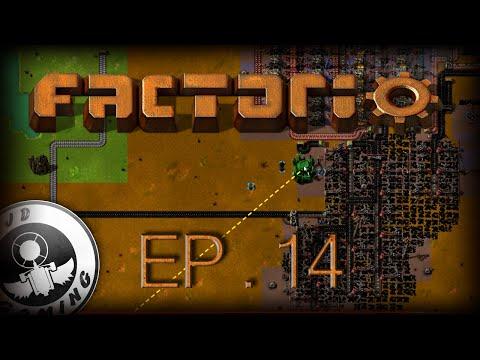 [CZ-LP] Factorio #14 - Roboti