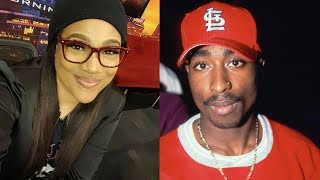 Monie Love Admits To Sleeping With 2pac & Speaks About Them Allegedly Dating