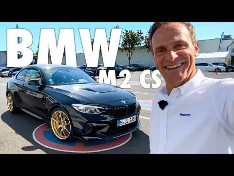 BMW M2 CS | Endlich Vollgas | Matthias Malmedie