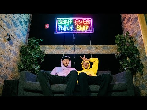 KENNY BEATS & SLOWTHAI FREESTYLE | The Cave: Season 2 – Episode 3