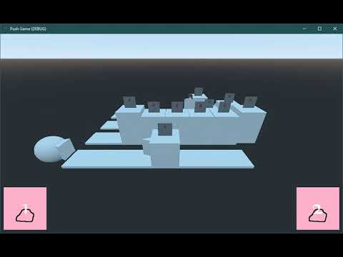 Push game in Godot