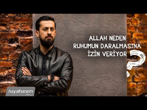 Allah Neden Ruhumun Daralmasına Müsade Ediyor ? - Kabz - Mehmet Yıldız