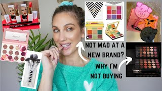 WILL I BUY IT?  I HAVE A LOT TO SAY  NORVINA'S BRAND, UPDATE ON TATI BEAUTY + MORE