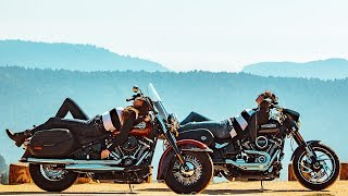 Freedom Stories - Nina & Jenny | Harley-Davidson